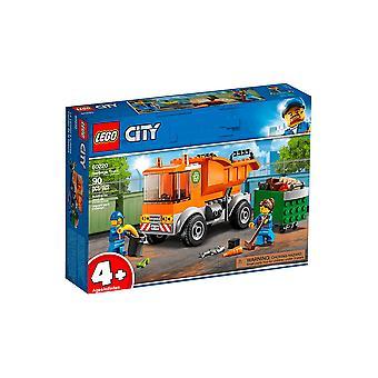 LEGO City 60220 store køretøjer skraldebil 4 + sæt