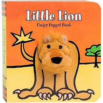 Little Lion Finger Puppet Book by Image Books - 9780811867887 Book