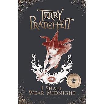 Je porterai Midnight par Terry Pratchett - Paul Kidby - 9780857535481