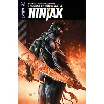Ninjak - Volume 4 - The Siege of King's Castle by Khoi Pham - Diego Ber