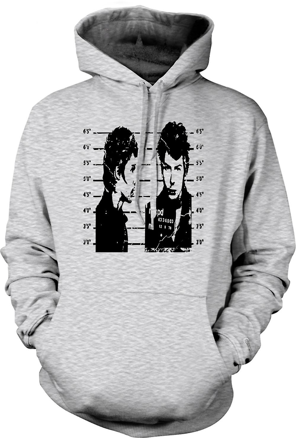 Mens-Hoodie - Sid Vicious - Sex Pistols - Becher Punk