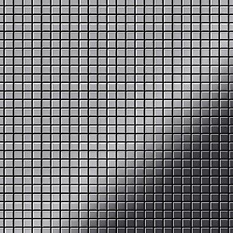 Metal mosaic Stainless Steel ALLOY Glomesh-S-S-M