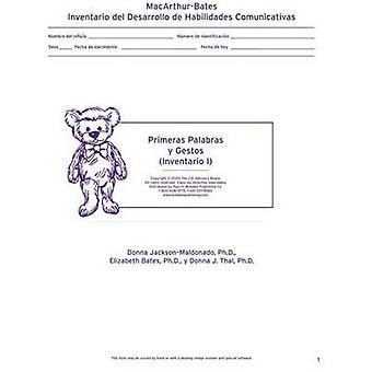 MacArthur Communicative développement inventaires Inventario (CDIs) I -