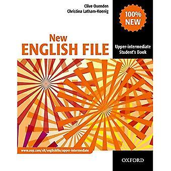 Inglês novo arquivo: Nível de livro Upper-intermediate Student