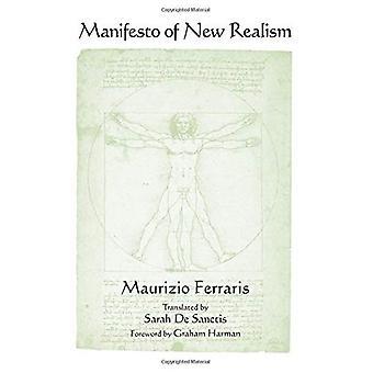 Manifest av ny Realism (SUNY serie i modern italienska filosofi)