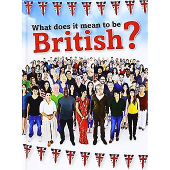 What Does it Mean to be British? (Raintree perspectives)