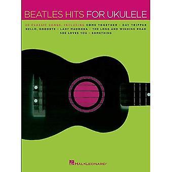 Beatles Beatles osumia Ukulele Uke välilehti kirja