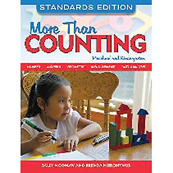 More Than Counting: Math Activities for Preschool and Kindergarten