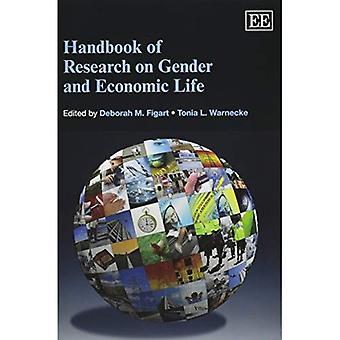 Manuale di ricerca sul genere e la vita economica (riferimento originale Elgar)