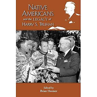 Native Americans and the Legacy of Harry S. Truman9781931112925