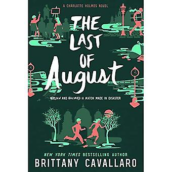 The Last of August (Charlotte Holmes Novel)