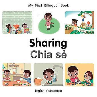 Min första tvåspråkiga bok-Sharing (svenska-vietnamesiska) (min första tvåspråkiga bok) [styrelse bok]