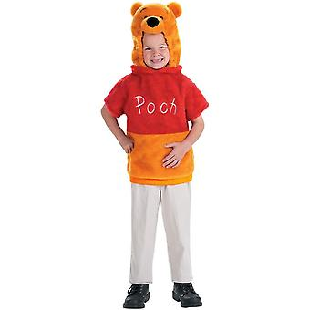 Peuter jongens Winnie de Poeh Vest kostuum 1T-2T