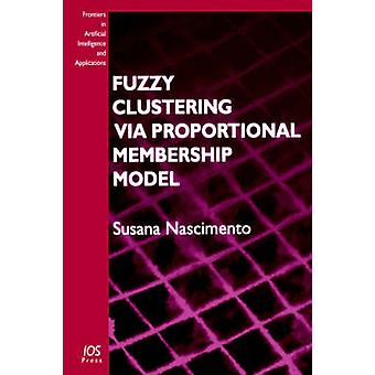 Fuzzy Clustering Via Proportional Membership Model by Nascimento & Susana