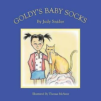 Goldys Baby Socks by Snider & Judy