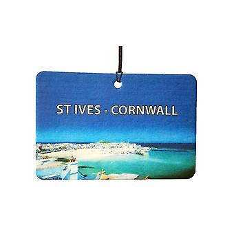 St Ives - Cornwall Car Air Freshener