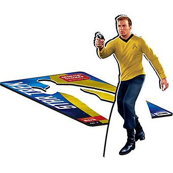 Captain Kirk Star Trek kartonnen Bureau standee (nm)