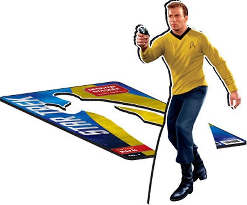 Captain Kirk Star Trek cardboard desk standee    (nm)