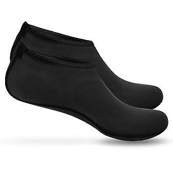 Water Sports Shoes Barefoot Quick-Dry Socks Slip-on for Men Women Kids