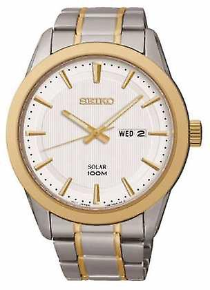 Seiko Mens Day/Date Display SNE364P1 Watch