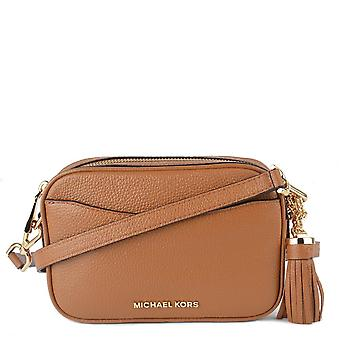 MICHAEL by Michael Kors Acorn Pebbled Leather Camera Bag