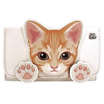 Tabby kitten protective storage case (3ds xl / 2ds xl / 3ds)