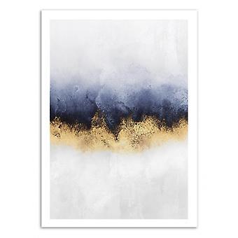 Art-Poster - Sky - Elisabeth Fredriksson 50 x 70 cm