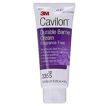 3m cavilon durable barrier cream, fragrance free, 3.25 oz