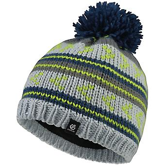 Dare 2b Boys Plucky Fleece Lined Bobble Winter Beanie Hat