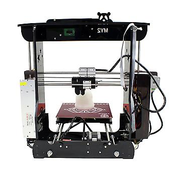 My-2 stampante 3d desktop ad alta precisione 210 - 210 x 210 mm dimensione di stampa 1,75mm 0,4 mm ugello