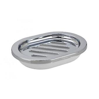 Wenko soap dish vercelli  chrome (Bathroom accessories , Soap dish and dispensers)