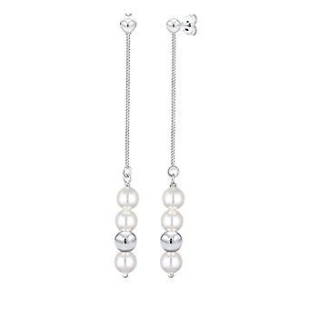 Elli Pendulum Earrings And Silver Women's Drop 301543118