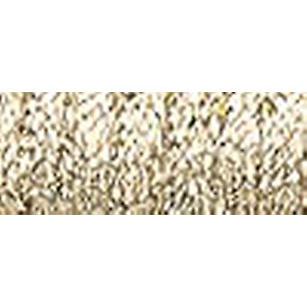 Kreinik Heavy Metall-Geflecht #32 5 Meter 5 1 2 Yards Hallo Lustre Gold H 002Hl