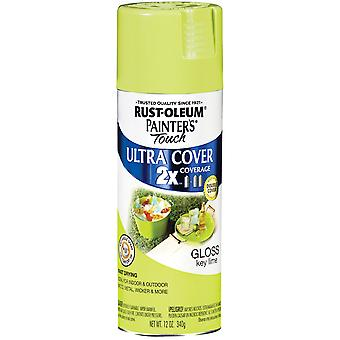 Painter's Touch Ultra Cover Aerosol Paint 12 Ounces Key Lime Ptuc249 104