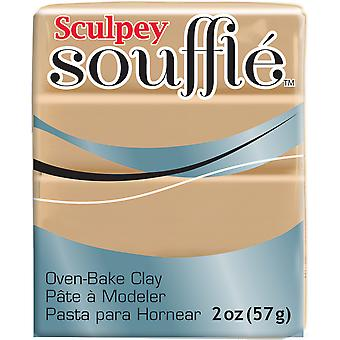 Sculpey Souffle Clay 2 Oz. Latte Su6 6301