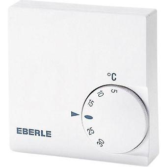 Room thermostat Surface-mount 24 h mode 5 up to 30 °C Eberle