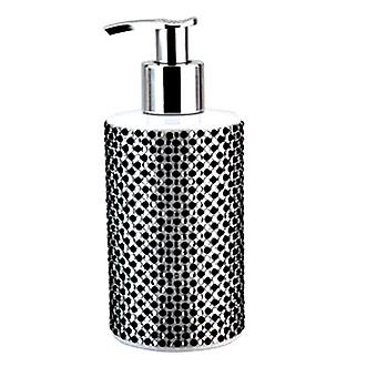 Vivian Gray Liquid Soap Black & White Diamonds 250ml