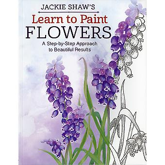 Design Originals-Learn To Paint: Flowers DO-18633