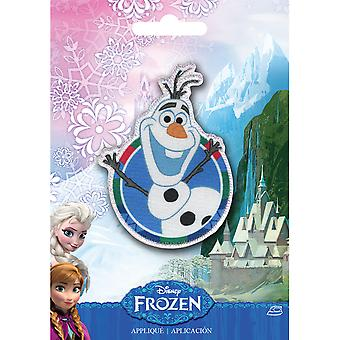 Disney Frozen Iron-On Applique 1/Pkg-Olaf 193 9351-001