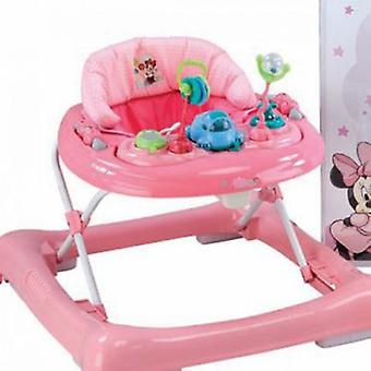King Baby Minnie walker (Toys , Preschool , Babies , Baby Walkers)