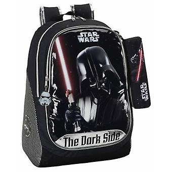 Safta Mochila Day Pack Adaptable a Carro Star Wars  Vader