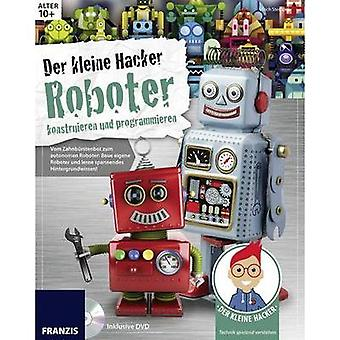 Robot assembly kit Franzis Verlag 65305 10 years and over