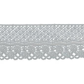Picot Edge Venice Lace Trim 2-7/8