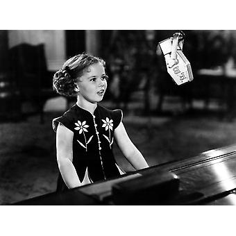 Rebecca Of Sunnybrook Farm Shirley Temple 1938 Tm & Copyright 20Th Century Fox Film Corp All Rights Reserved Photo Print