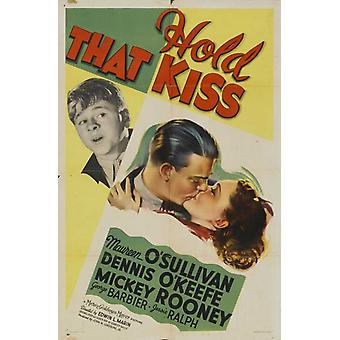 Hold That Kiss Movie Poster (11 x 17)