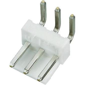 JST B3PS-VH (LF)(SN) Multi-pin Connector, Angled Series VH Number of pins: 3 Nominal current: 10 A