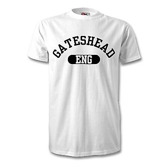 Gateshead England City T-Shirt