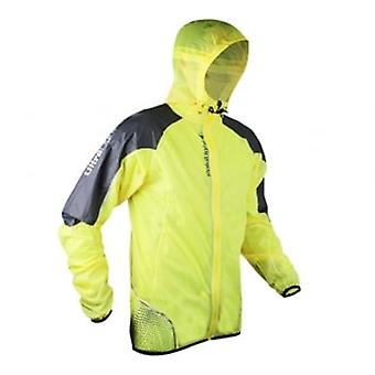 Ultralight MP+ Mens Running Jacket Yellow