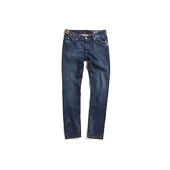 Jesús Jeans pantalones 5 bolsillos 739 LWT femenino 4001RU0