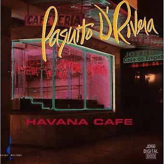 Paquito D'Rivera - Havana Cafe [CD] USA import